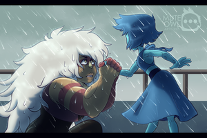 Let's be Malachite again. by mute-owl