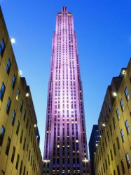 Rockefeller at Late Afternoon by maitaphotography