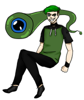 Competition Entry - Antisepticeye by Grimmijaggers