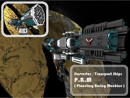 Starmade: P.B.M by BasilLoon