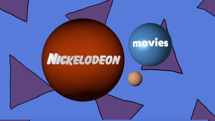Static Cling Nickelodeon Dream Logo by RockoGuy991
