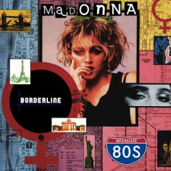 Madonna Borderline alt. Cover by Denjo-Reloaded