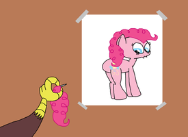 Pin the Tail on the Pinkie by TRC-Tooniversity