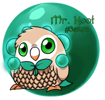 PKMN|Mr. Hoot| by DevilsRealm