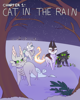 (FT) Chapter 1: Cat in the Rain by aaaarachnids