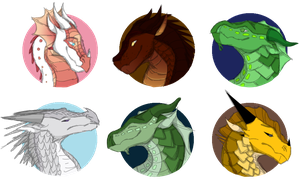 Jade Mountain Academy - Headshots #2 by Shallowpond