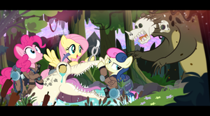 My Little Annihilation by PixelKitties