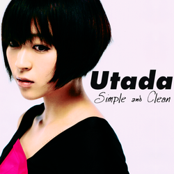 Utada Hikaru - Simple and Clean by WinterWarriorAngel