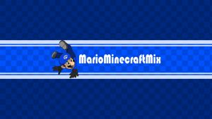 MarioMinecraftMix 2017 Wallpaper by MegaMixStudios