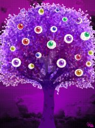 A Tree of ... Eyes!? by Kiritost