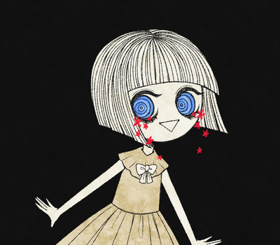 Fran Bow by tourniiquett