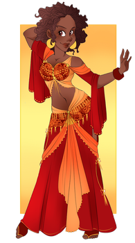 :: Commission Feb 05: Salome :: by VioletKy