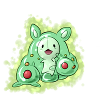 Reuniclus by Midbark