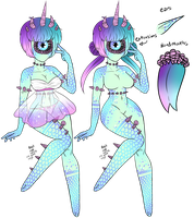 Xynthii: Adopt: 24 hour Auction: PENDING by ObsceneBarbie