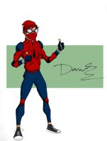 Your Friendly Neigborhood Spider-Man by RJDJ-Productions