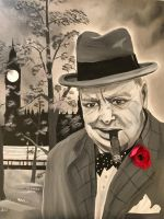 Churchill by Davethepioneer