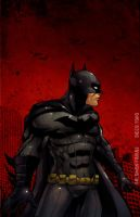 batman by salo-art