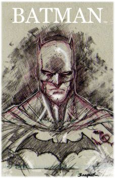 Batman by Raapack