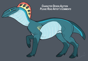 Char. Design Auction - $Only - ENDS SOON - LOW $ by AlanaRoseheart