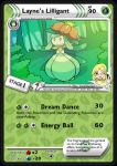 Layne's Lilligant by DBurch01