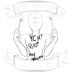 New Years Ych!!!! by Atomic52
