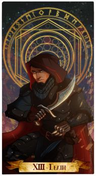 Commission- Death by Ioana-Muresan