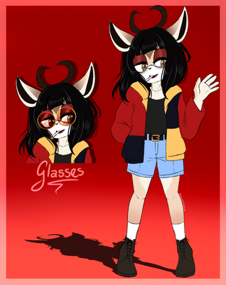 ADOPT | GAZELLE (CLOSED) by DingoDy