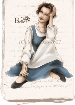 Belle by mary-dab