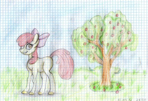Apples by The-Fox-Experiment