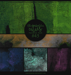 Textures pack #45 - The forbidden Cities by lune-blanche