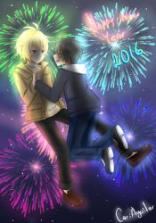 Happy new year MikaYuu by CariAguilar