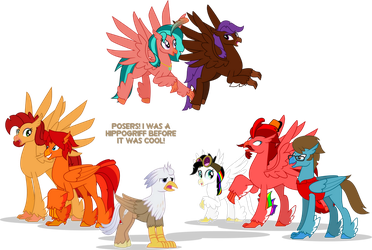 Griffnalysis Community by MLP-TrailGrazer