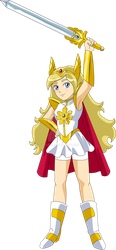 She-ra by Isack503