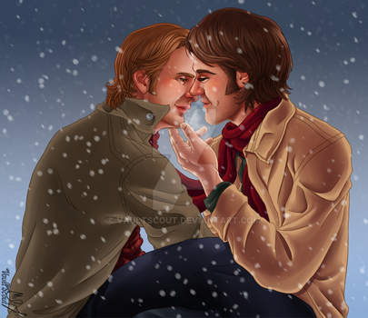 Sabriel Winter by VaultScout