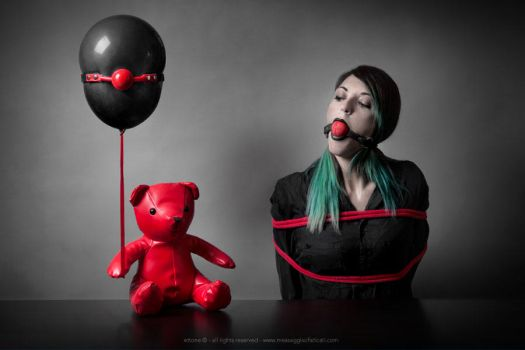 Bad, bad toys by ettone