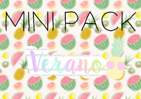 Verano Pack by UnicornioZenzual