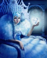 The Ice Queen by CrystalWallLancaster