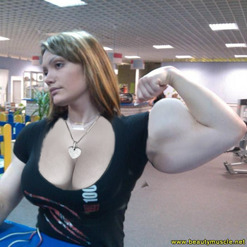 The weakest girl of the gym by within032