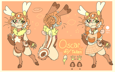 Oscar--Official Reference by VixuVixy