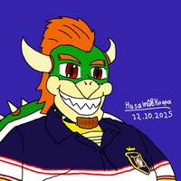 Bowser Beautiful by HuswserStar