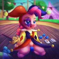 Jesterpie by thediscorded
