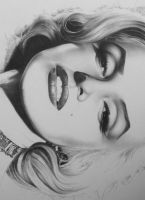 Marilyn Monroe Artwork by Timeless-Faces