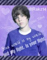 Justin Bieber - Request - 2 by Patch4Ever