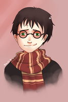 Harry Potter 1 by saeru-bleuts