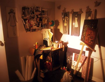 ~My Art Studio by ArtisticTalents
