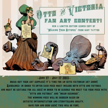 FAN ART CONTEST by BrianKesinger