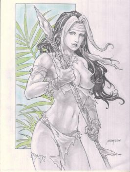 SAVAGE LAND ROGUE by NOORA (02272018)A by rodelsm21