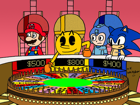 Wheel of Smash by DJgames