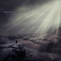 Above All by Teddy-Cube