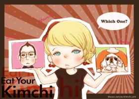 Eat Your Kimchi by Bergie1989